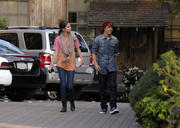th 55806 Selena32 123 136lo Selena Gomez   at a restaurant in Hollywood 01/10/2012