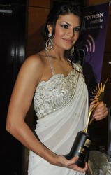 Жаклин Фернандес, фото 52. Jacqueline Fernandez 11th Annual International Indian Film Academy (IIFA) Awards at Sugathadasa Stadium in Colombo, Sri Lanka on June 5, 2010 - MQ/LQ, foto 52