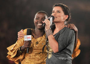 Nelly Furtado - Free The Children 'We Day',  Toronto | 27 September 2011 | 10x MQ