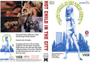 Hot Child In The City / Hot Stuff In The City / Girls In The Hot City / Красотки В Городе (John Christopher, VCX) [1979 г., All Sex,Classic, DVDRip]