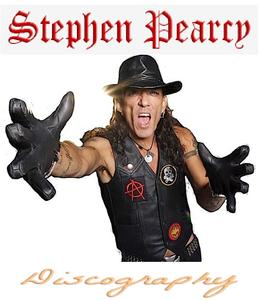Stephen Pearcy (Ratt) - Discography (2002-2018)