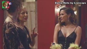 Dania Neto sensual nas novelas Terra Brava e Vila Faia