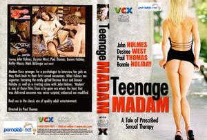 Teenage Madam / Dr Gonad s Sex Tails / The Young Madam / Madam Lust / Madam / Мадам И Её Девчонки (Rik Tazíner, Mialmi Productions / VCX) [1977 г., All Sex,Classic, DVDRip] [en] John Seeman,Desiree West,Kathy Marsh,Bonnie Holiday,Bill  Head  Clover,Vicky