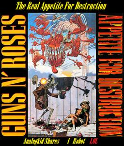 Guns N' Roses - Appetite For Destruction (Super Deluxe 4CD) (2018)