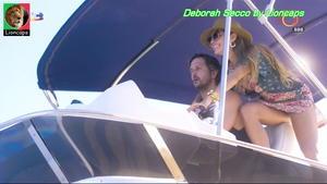 Deborah Secco sensual em biquini na novela Segundo Sol