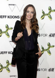 Olivia Wilde H&M Fifth Avenue Flagship Store Opening 07-15-2014