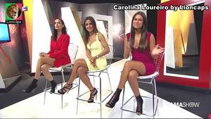 Carolina Loureiro sensual no Famashow