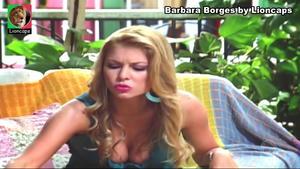 Barbara Borges sensual na novela Bela a Feia