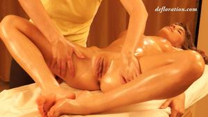 Defloration – Abel Muzhikobab – Virgin Massage HD Video