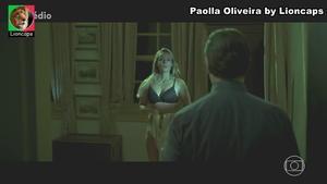 Paolla Oliveira sensual na serie Assedio