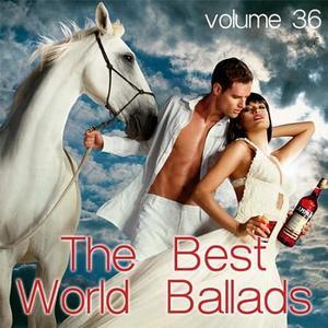 VA - The Best World Ballads Vol.36 (2019)