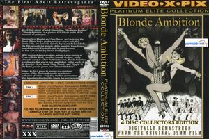 Blonde Ambition / Светловолосая Амбиция (John Amero, Lem Amero, Amero Brothers Productions / VideoXPix) [1981 г., All Sex,Classic, DVDRip]