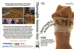 Thoroughly Amorous Amy / She Comes Undone / Чересчур Любвеобильная Эми (Charles Webb (as Charles De Santos), Calais Communication / VCX) [1978 г., All Sex,Classic, DVDRip] [eng] Tracy O'Neil,Candida Royalle, Kristine Heller, L'Eclaire, Bill