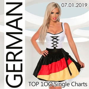 VA - German Top 100 Single Charts 07.01.2019 (2019)