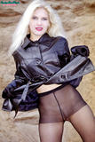Katrin in shiny black pvc!f6gw90bhqi.jpg