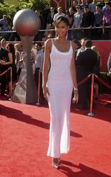 Шанель Иман, фото 519. Chanel Iman - Booty in dress at 2012 ESPY Awards at Nokia Theatre LA Live in LA, 11 July 11, foto 519