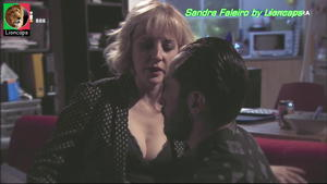 Sandra Faleiro sensual em vários trabalhos