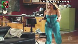 Carla Regina sensual em vários trabalhos