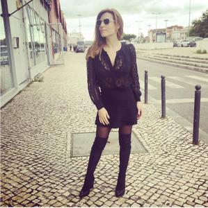 Ana Rita Clara sensual nas redes sociais em tempos passados