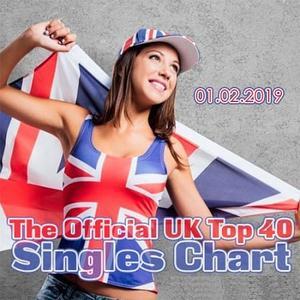VA - The Official UK Top 40 Singles Chart (01.02.2019)