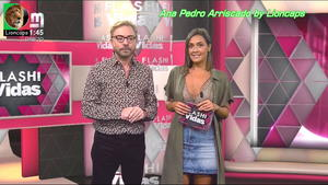 Adriana Esteves sensual na novela Segundo Sol