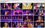 Holly Valance - Strictly Come Dancing 30th September 2011